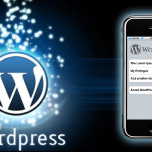 Aplicativo do Wordpress
