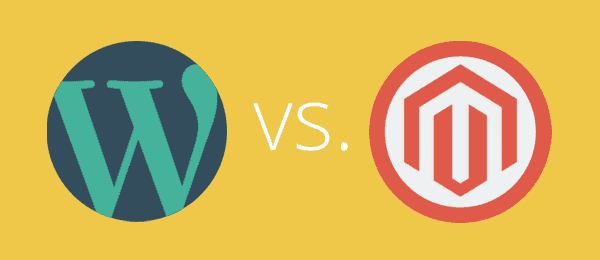 Wordpress e Magento